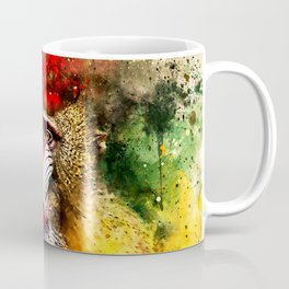 baboon monkey wsstd Coffee Mug