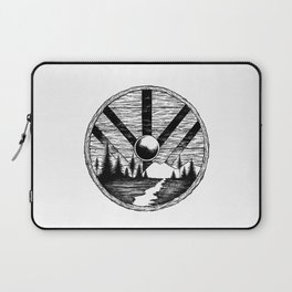 Viking shield Laptop Sleeve