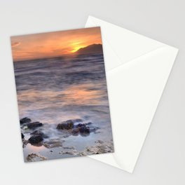life on the rocks Stationery Cards