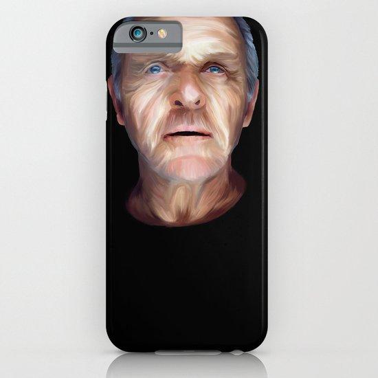 Anthony Hopkins iPhone & iPod Case