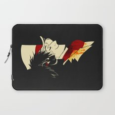 Jekyll and Hyde Silhouettes Laptop Sleeve