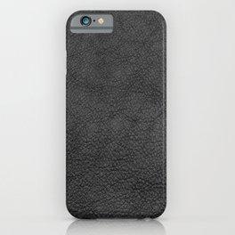 Saddle in Dark Gray iPhone Case