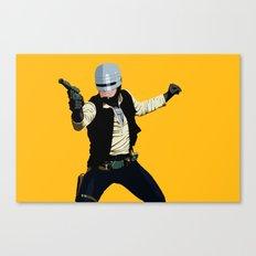 SoloCop Canvas Print