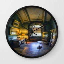 Princess's Pamper Room Wall Clock