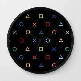 Colofrul Gamer Wall Clock