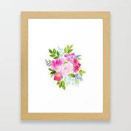 Prom Queen Framed Art Print