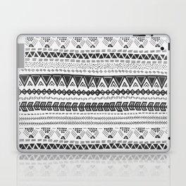 Dark aztec Laptop & iPad Skin