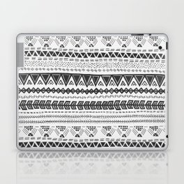 Dark aztec Laptop & iPad Skin