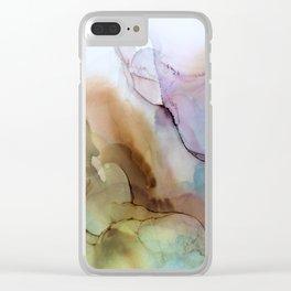 Ambrosia Clear iPhone Case
