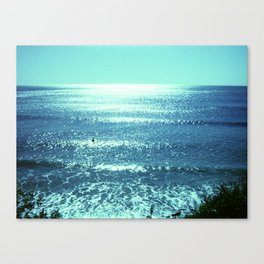 County Line Canvas Print