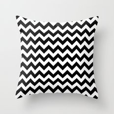 Twin Peaks ∆∆ Throw Pillow