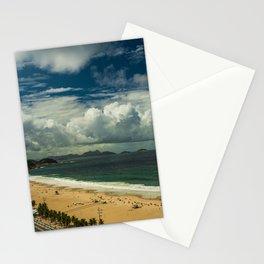 Copacabana - Rio - photo series Stationery Cards