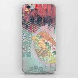 Bird Party iPhone Skin