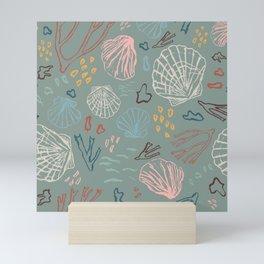 Deep-sea Treasures Mini Art Print