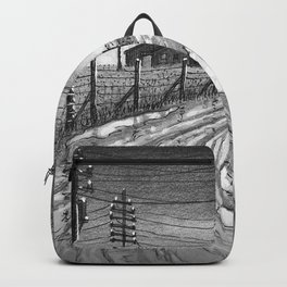 Muddy roads Backpack