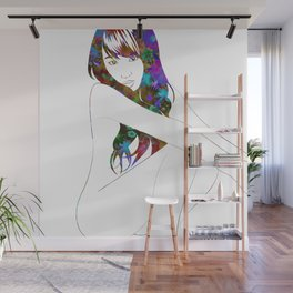 Beauty Endures Wall Mural