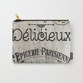 Paris Bistro I Carry-All Pouch