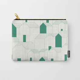 Hill Houses Carry-All Pouch