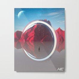Xenith Metal Print