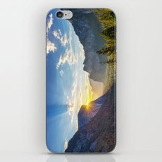Yosemite Sunburst iPhone & iPod Skin