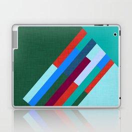 Meridian Green #homedecor #midcenturymodern #midcentury Laptop & iPad Skin