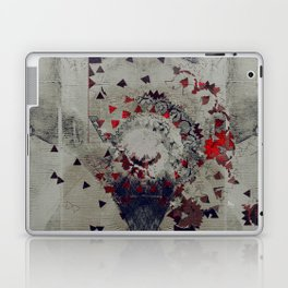 the violent misery of everything lost Laptop & iPad Skin