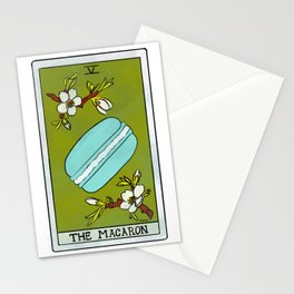 The Macaron | Baker's Tarot Stationery Cards