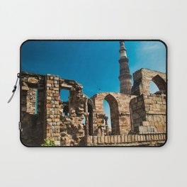 Qutb Minar Laptop Sleeve