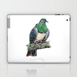 New Zealand Wood Pigeon Laptop & iPad Skin