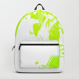 Golf Golfer funny cool saying gift Backpack