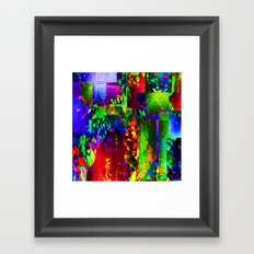 Magma by Tim Henderson Framed Art Print