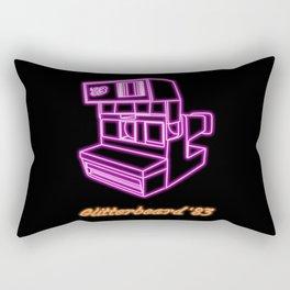 Glitterpix 83 Rectangular Pillow