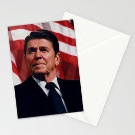 President Ronald Reagan Stationery Cards