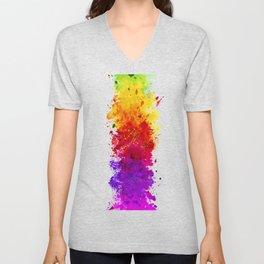 Color me blind Unisex V-Neck