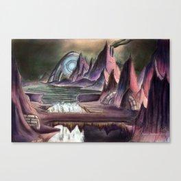 Asimov's Realm Canvas Print