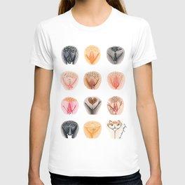 Vulva Diversity #1 T-shirt