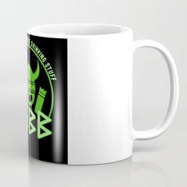 Kubb Viking Chess and Party T-shirt Coffee Mug