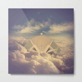Sky Sanctuary Metal Print