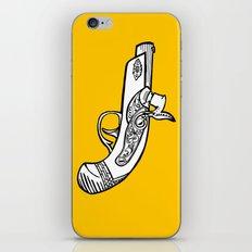 One shot Derringer, one shot gettin ya iPhone & iPod Skin