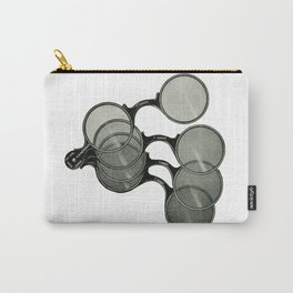 Glasses 2 Carry-All Pouch