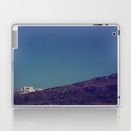House on a Hill Laptop & iPad Skin