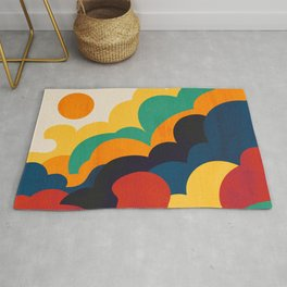 Cloud nine Rug