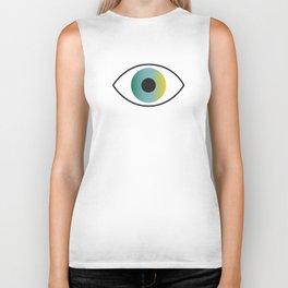eye see Biker Tank