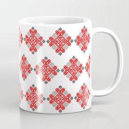 Rodimich - Antlers - Slavic Symbol #3 Coffee Mug