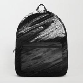 Oil Silk Backpack