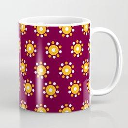 Snazzy Seminoles - Garnet & Gold FSU Print Coffee Mug