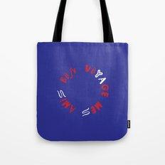 Bon Voyage Mes Amis — Yass Tote Bag
