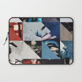 u2's achtung baby triangles Laptop Sleeve