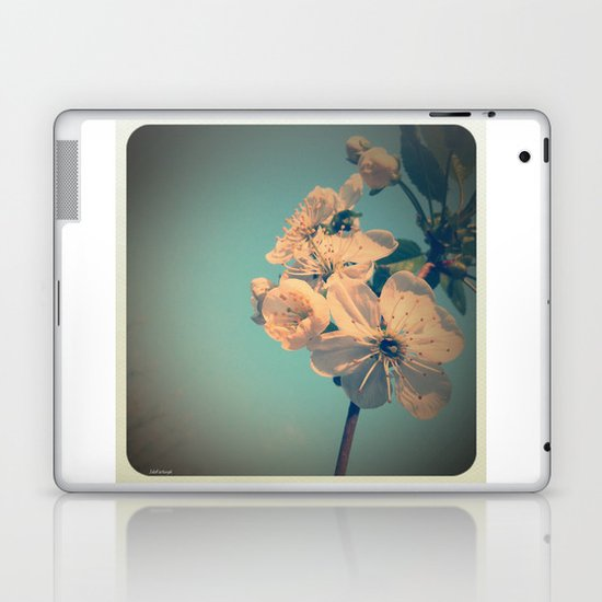 Pastel spring Laptop & iPad Skin