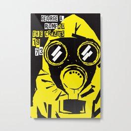 George A. Romero Series :: The Crazies Metal Print